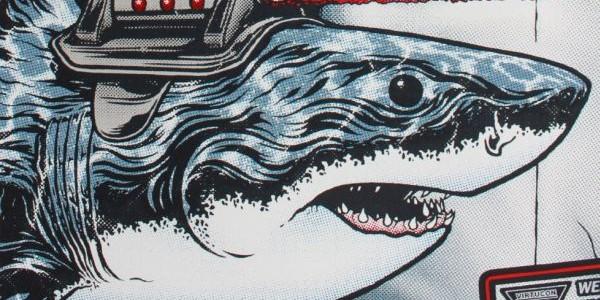 Laser Shark Dogs