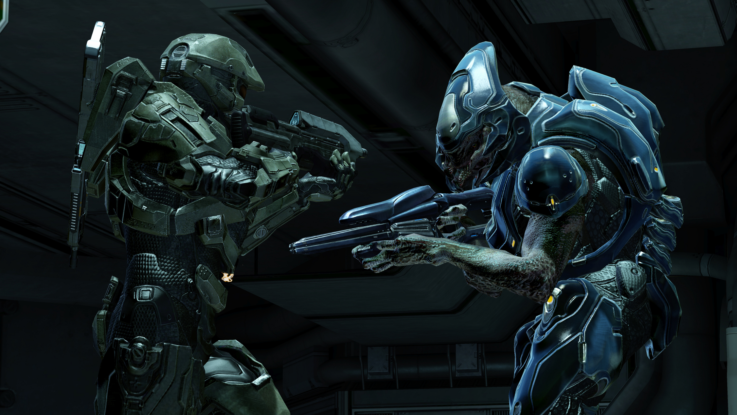 Halo 4 campaign and multiplayer screenshots cheatcodes - Halo 4 photos ...