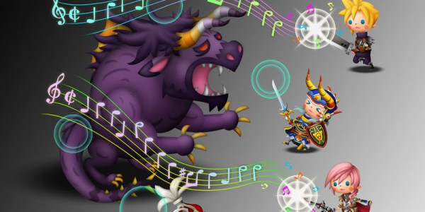 Theatrhythm Final Fantasy Official Trailer
