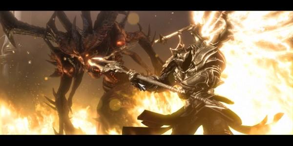 Diablo invades heaven