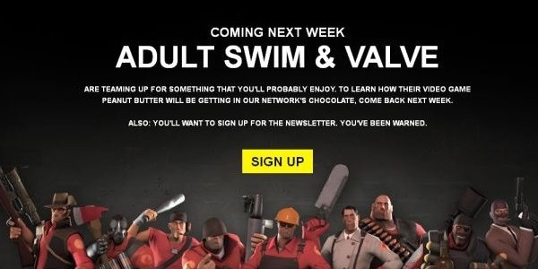Valve and Adult Swim