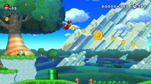 New Super Mario Bros Wii U 002