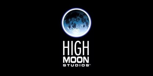 High Moon Studios Logo