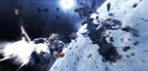 Blurry Dead Space