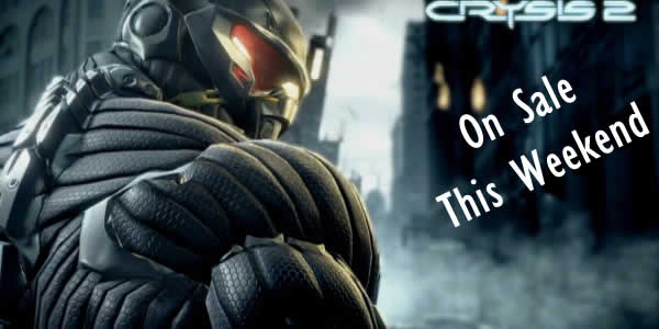 Crysis On Sale