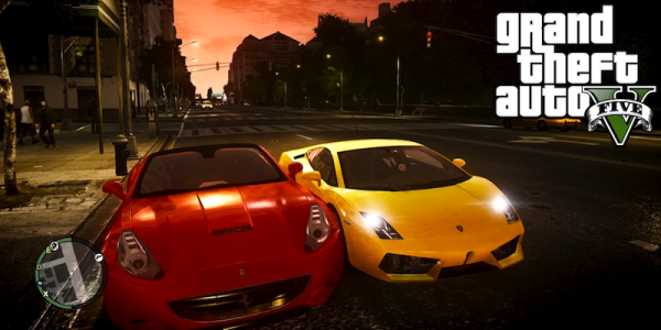 wallpapers of gta 5