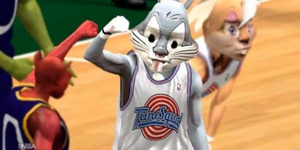 NBA 2K14 Space Jam