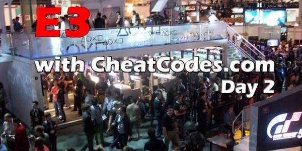cheatcodes-e3-day2