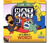Sesame Street: Let's Make A Word