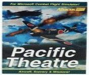 Pacific Theatre Add On for Combat Flight Simulator