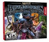 Magic the Gathering Battle Grounds