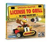 Chicken Hunter License To Grill