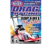 NHRA Drag Racing Top Fuel Thunder
