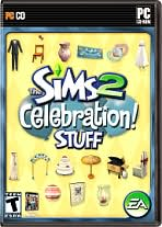 The Sims 2: Celebration Stuff