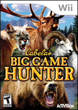 Cabela's Big Game Hunter 2008