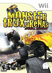 Monster Trux Arena