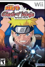 Naruto: Clash of the Ninja Revolution