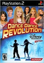 Dance Dance Revolution: Disney Channel