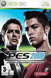 Winning Eleven: Pro Evolution Soccer 2008