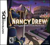 Nancy Drew: Deadly Secret of the Olde World Park