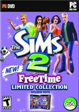 The Sims 2: Free Time Expansion Pack