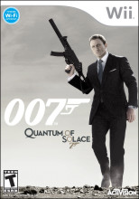 Bond 007: Quantum of Solace