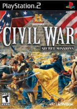 The History Channel Civil War: Secret Missions