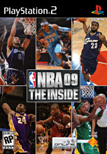 NBA 09: The Inside