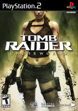 Tomb Raider Underworld Cheats Codes For Playstation 2 Ps2