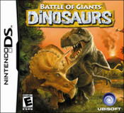Battle of the Giants: Dinosaurs DS