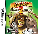 Madagascar 2: Crate Escape