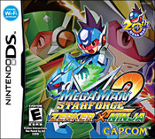 Mega Man Star Force 2: Zerker x Ninja