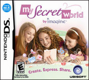 My Secret World by Imagine