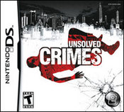 Unsolved Crimes