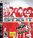 Disney Sing It: High School Musical 3 Senior Year