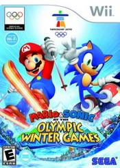 Mario & Sonic at the Winter Olympic Games