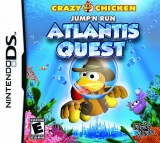 Crazy Chicken Jump 'N Run: Atlantis Quest