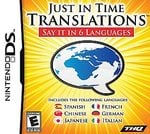 Just in Time Translations