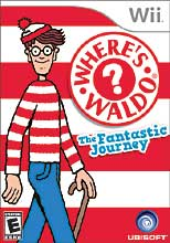 Where's Waldo: The Fantastic Journey