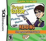My Virtual Tutor: Reading (K to First)