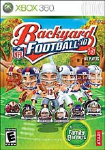 Backyard Football 2010
