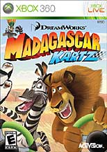 Mad Karts of Madagascar