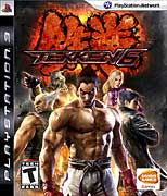Tekken 6 Cheats Codes For Playstation 3 Ps3 Cheatcodes Com
