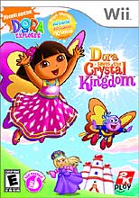 Dora the Explorer: Dora Saves the Crystal Celebration