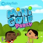 Minigolf Party