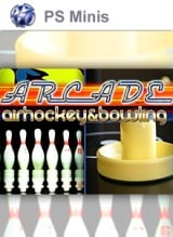 Arcade Air Hockey and Bowling