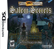 Hidden Mysteries: Salem Witch Trials
