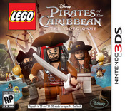 LEGO Pirates of the Caribbean Cheats & Codes for Nintendo