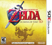 Legend of Zelda: Ocarina of Time 3D