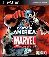 Marvel Pinball: Captain America